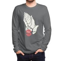 In Money We Trust - mens-long-sleeve-tee - small view