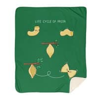Life cycle of pasta - blanket - small view