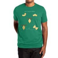 Life cycle of pasta - mens-extra-soft-tee - small view
