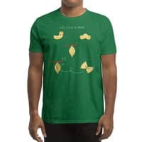 Life cycle of pasta - mens-regular-tee - small view