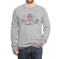 Burritos  - crew-sweatshirt - small view