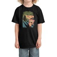 Pizza Nightmare - kids-tee - small view