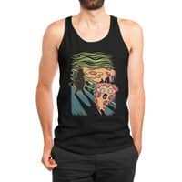 Pizza Nightmare - mens-jersey-tank - small view