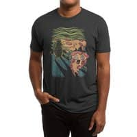 Pizza Nightmare - mens-triblend-tee - small view