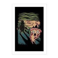 Pizza Nightmare - vertical-print - small view