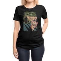 Pizza Nightmare - womens-regular-tee - small view