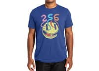 LEVEL 256 - mens-extra-soft-tee - small view