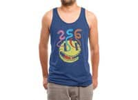 LEVEL 256 - mens-triblend-tank - small view