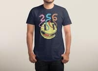 LEVEL 256 - mens-triblend-tee - small view