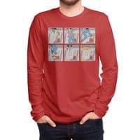Safety First - mens-long-sleeve-tee - small view