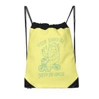 The best is Yeti to come - drawstring-bag - small view