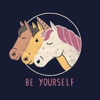 Be Yourself - small view