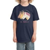 Be Yourself - kids-tee - small view