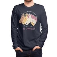 Be Yourself - mens-long-sleeve-tee - small view
