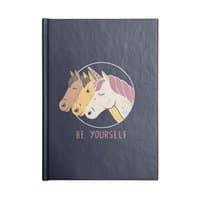 Be Yourself - notebook - small view