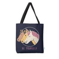 Be Yourself - tote-bag - small view