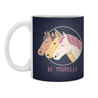 Be Yourself - white-mug - small view