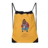 T To-Do List - drawstring-bag - small view