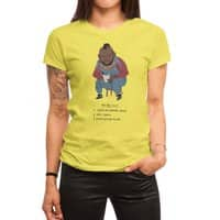 T To-Do List - womens-regular-tee - small view