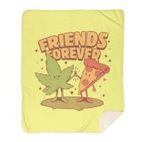 Cute Friends - blanket - small view