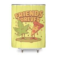 Cute Friends - shower-curtain - small view