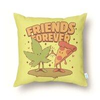 Cute Friends - throw-pillow - small view