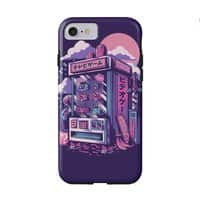 Retro gaming machine - double-duty-phone-case - small view