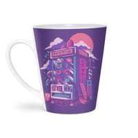 Retro gaming machine - latte-mug - small view