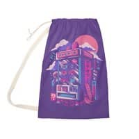 Retro gaming machine - laundry-bag - small view