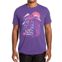 Retro gaming machine - mens-extra-soft-tee - small view