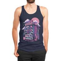Retro gaming machine - mens-jersey-tank - small view
