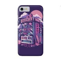 Retro gaming machine - perfect-fit-phone-case - small view