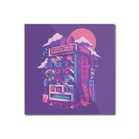 Retro gaming machine - square-mounted-acrylic-print - small view