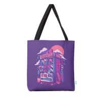 Retro gaming machine - tote-bag - small view