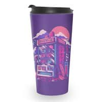 Retro gaming machine - travel-mug - small view