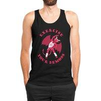 Exercise Your Demons - mens-jersey-tank - small view