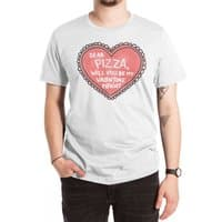 Dear Pizza - mens-extra-soft-tee - small view