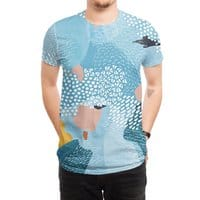 Calm - mens-sublimated-tee - small view