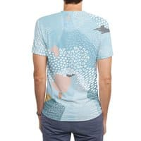 Calm - mens-sublimated-triblend-tee - small view