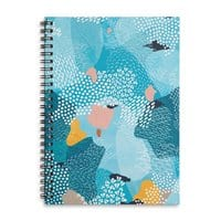 Calm - spiral-notebook - small view