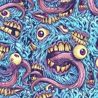 Eyeballs and Teeth - small view