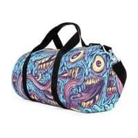 Eyeballs and Teeth - duffel-bag - small view
