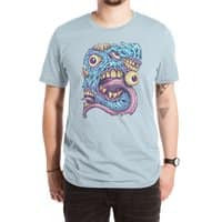 Eyeballs and Teeth - mens-extra-soft-tee - small view