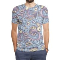 Eyeballs and Teeth - mens-sublimated-triblend-tee - small view