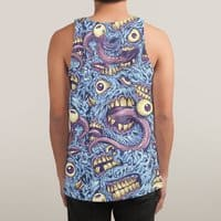 Eyeballs and Teeth - sublimated-tank - small view