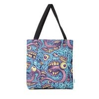 Eyeballs and Teeth - tote-bag - small view