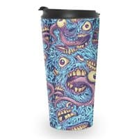 Eyeballs and Teeth - travel-mug - small view