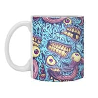 Eyeballs and Teeth - white-mug - small view