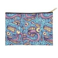 Eyeballs and Teeth - zip-pouch - small view
