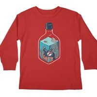 deep down at the bottom of the bottle - longsleeve - small view